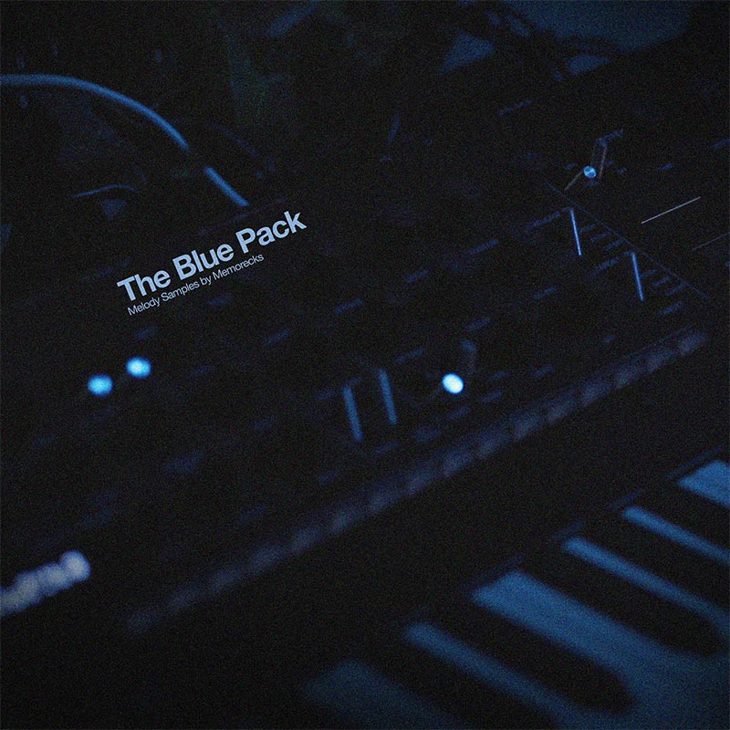 The Blue Pack (Sample Pack)